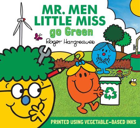 Mr. Men Little Miss go Green (Mr. Men & Little Miss Everyday) - Adam Hargreaves