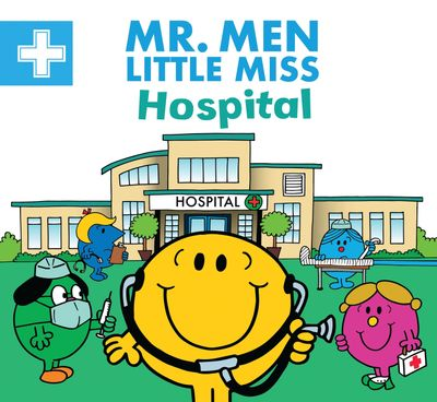 Mr. Men Little Miss Hospital - Adam Hargreaves