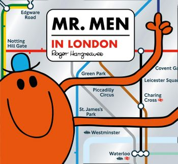 Mr. Men in London (Mr. Men and Little Miss Picture Books) - Adam Hargreaves