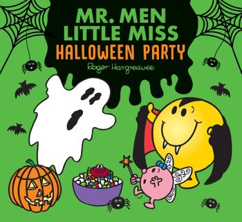 Mr. Men Halloween Party (Mr. Men and Little Miss Picture Books) - Adam Hargreaves