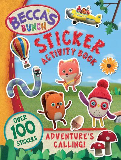 Becca's Bunch: Sticker Activity Book - Egmont Publishing UK
