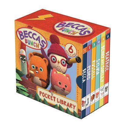 Becca's Bunch Pocket Library - Egmont Publishing UK