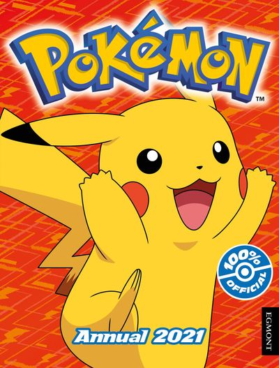 Pokemon Annual 2021 - Egmont Publishing UK