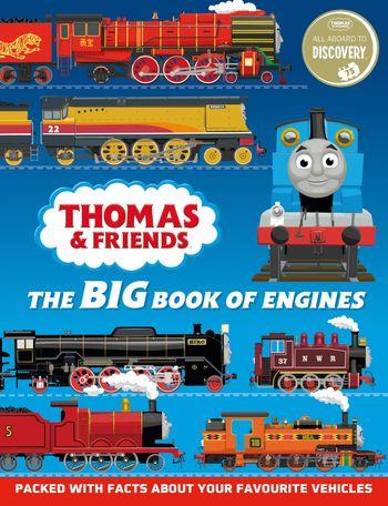 Thomas & Friends: The Big Book of Engines - Egmont Publishing UK