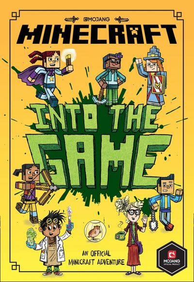 Minecraft: Into the Game (Minecraft Woodsword Chronicles #1) - Nick Eliopulos