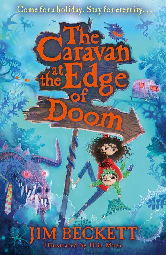 The Caravan at the Edge of Doom - Jim Beckett