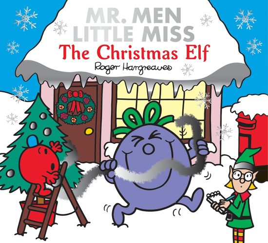 Mr. Men Little Miss The Christmas Elf - Adam Hargreaves
