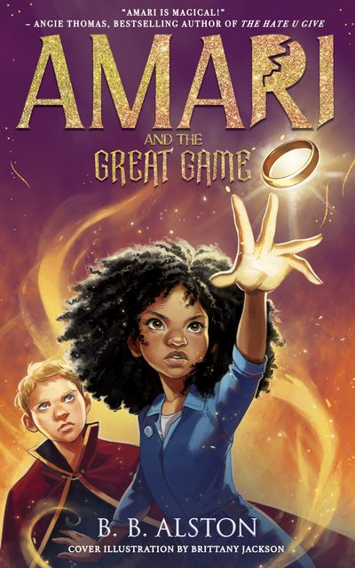 Amari and the Great Game - BB Alston