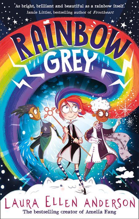 Rainbow Grey (Rainbow Grey Series) - Laura Ellen Anderson