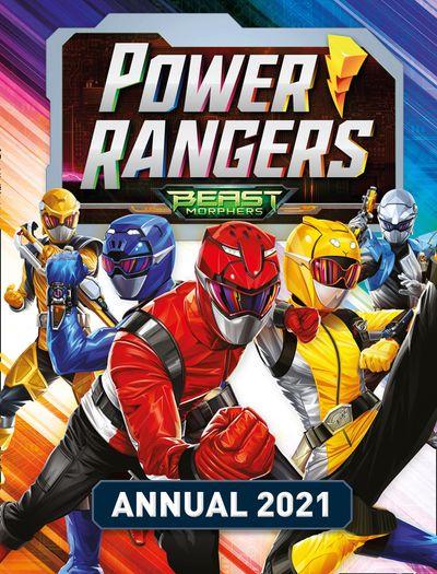 Power Rangers Beast Morphers Annual 2021 - EGMONT UK LTD