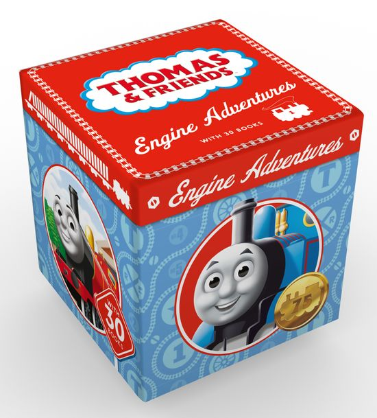 Thomas Engine Adventures Box Set - Egmont Publishing UK