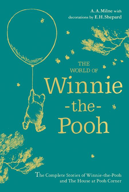 Winnie-the-Pooh: The World of Winnie-the-Pooh - A. A. Milne