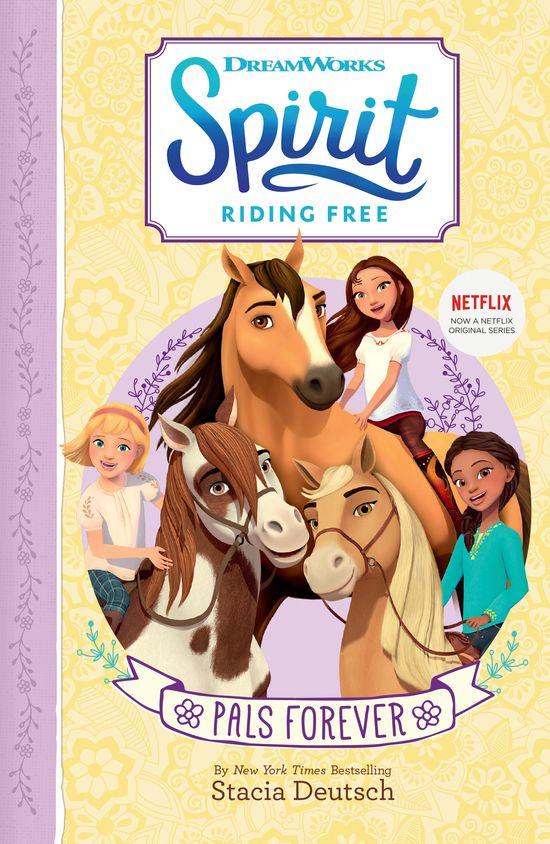 Spirit Riding Free – Pals Forever Diary - Egmont Publishing UK