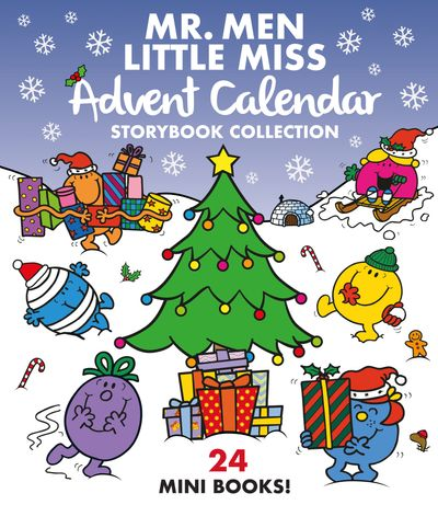 Mr. Men Little Miss Advent Calendar - Adam Hargreaves