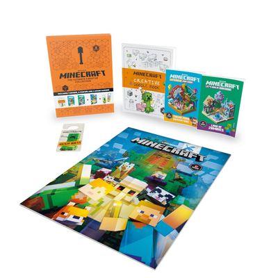 Minecraft The Ultimate Creative Collection Gift Box - Egmont Publishing UK