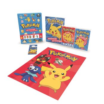 Pokemon: The Adventure Collection - Egmont Publishing UK