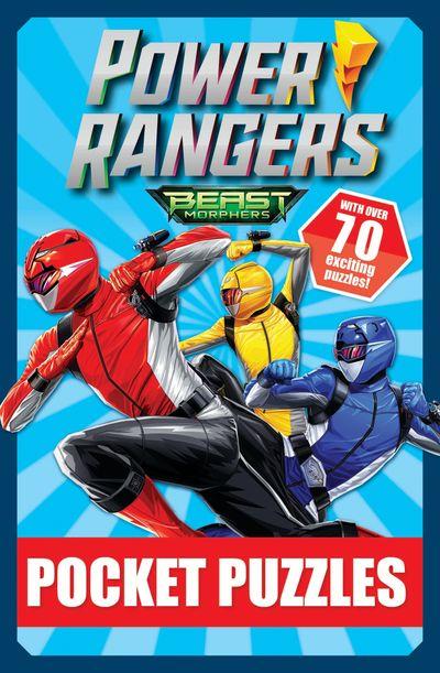 Power Rangers Beast Morphers Pocket Puzzles - EGMONT UK LTD