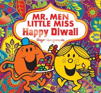 Mr. Men Little Miss Happy Diwali - Adam Hargreaves