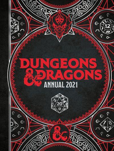 Dungeons & Dragons Annual 2021 - EGMONT UK LTD