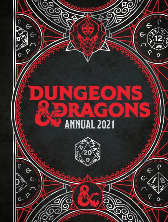 Dungeons & Dragons Annual 2021 - EGMONT UK LTD