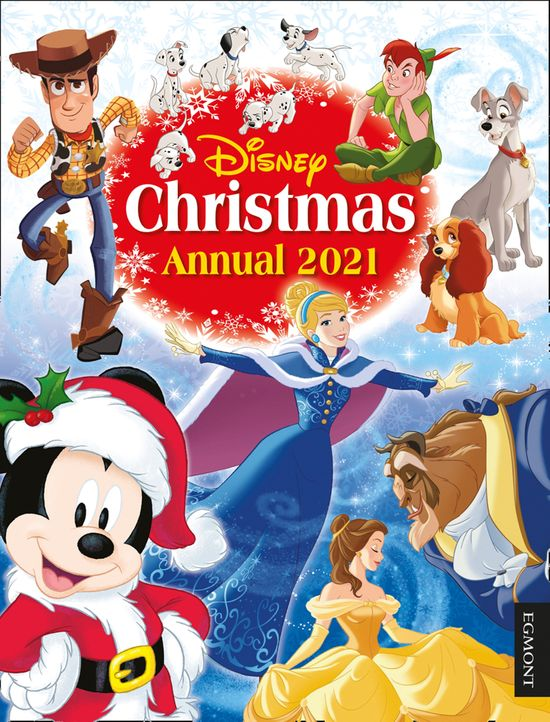 Disney Christmas Annual 2021 - Egmont Publishing UK