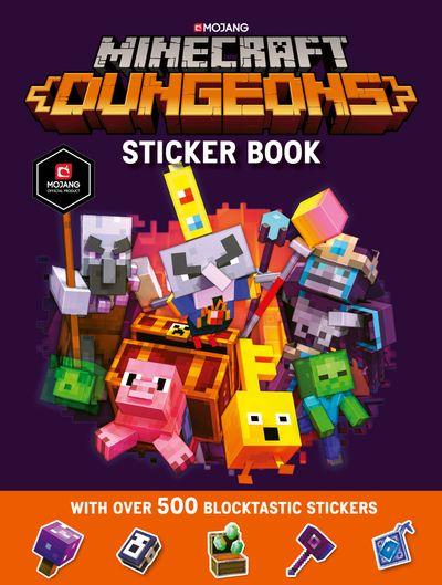 Minecraft Dungeons Sticker Book - Egmont Publishing UK
