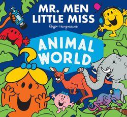 Mr. Men Little Miss Animal World