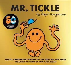 Mr. Tickle 50th Anniversary Edition
