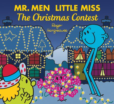 Mr. Men Little Miss The Christmas Contest - Adam Hargreaves