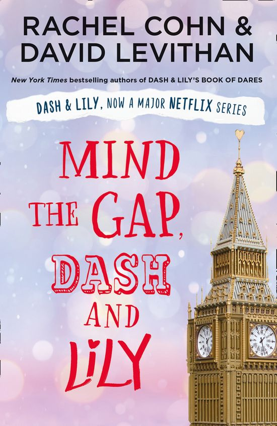 Mind the Gap, Dash and Lily (Dash & Lily) - Rachel Cohn and David Levithan