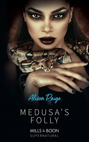 Medusa's Folly (Mills & Boon Spice)