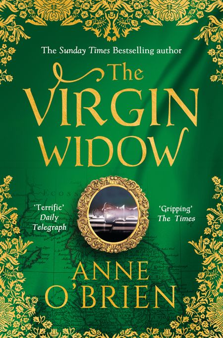 Virgin Widow - Anne O'Brien