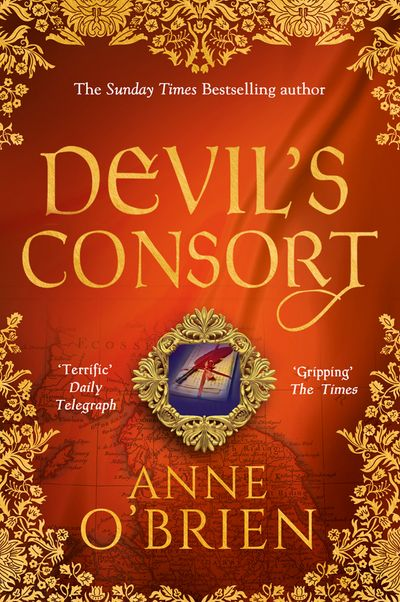 Devil's Consort - Anne O'Brien