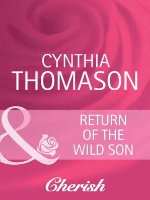 return-of-the-wild-son-mills-and-boon-cherish