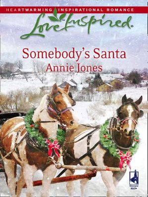 Somebody's Santa (Mills & Boon Love Inspired)