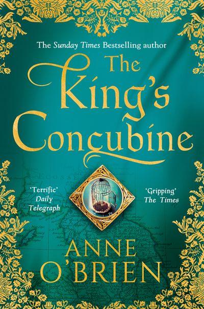 The King's Concubine - Anne O'Brien