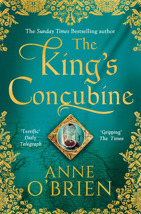 The King's Concubine - Anne O'Brien