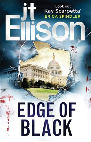 Edge Of Black eBook First edition by J.T. Ellison