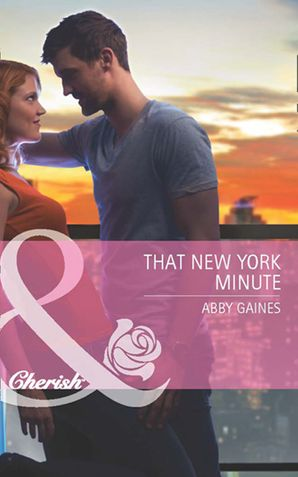 That New York Minute (Mills & Boon Cherish)