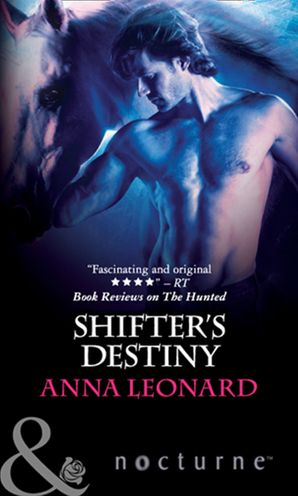 Shifter's Destiny (Mills & Boon Nocturne)