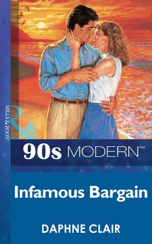 infamous-bargain-mills-and-boon-vintage-90s-modern