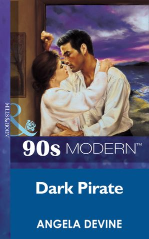 dark-pirate-mills-and-boon-vintage-90s-modern