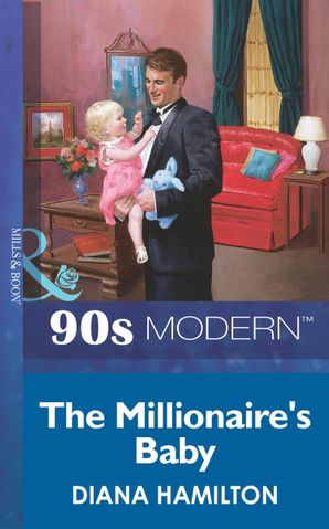 the-millionaires-baby-mills-and-boon-vintage-90s-modern