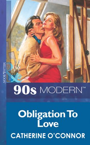 obligation-to-love-mills-and-boon-vintage-90s-modern