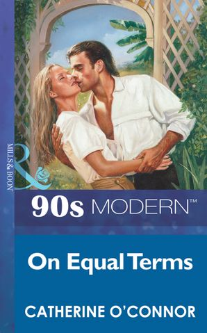 on-equal-terms-mills-and-boon-vintage-90s-modern