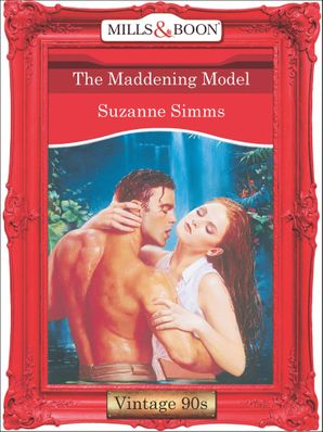 The Maddening Model (Mills & Boon Vintage Desire) eBook First edition by