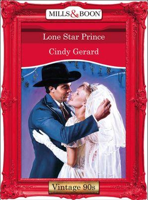 Lone Star Prince (Mills & Boon Vintage Desire)