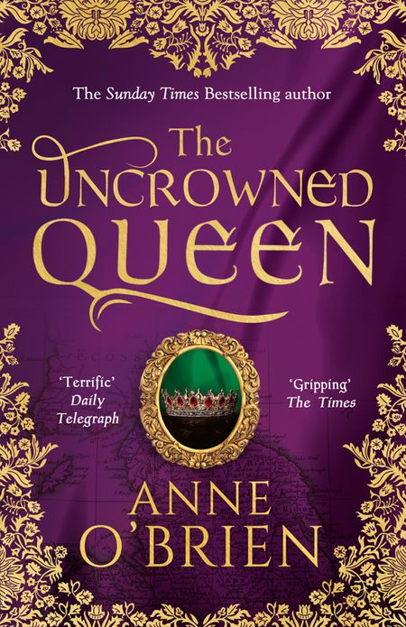 The Uncrowned Queen (Short story prequel to The King's Concubine) - Anne O'Brien
