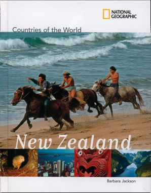 Countries of The World: New Zealand (Countries of The World)