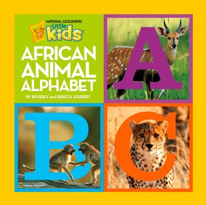 African Animal Alphabet (Early Years)